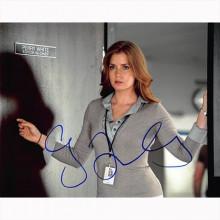 Autografo Amy Adams - Superman Man of Steel Foto 20x25