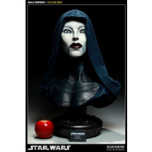 Sideshow Collectibles Star Wars Asajj Ventress Life-Size Bust N° 30/250