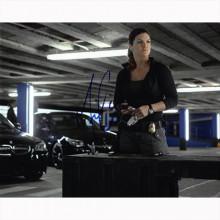 Autografo Gina Carano - Fast and Furious 6 Foto 20x25