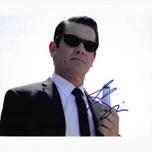 Autografo Josh Brolin - Men In Black 3 Foto 20x25