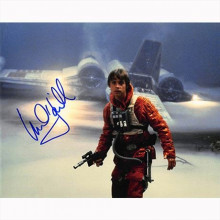Autografo Star Wars Mark Hamill - Foto 20x25