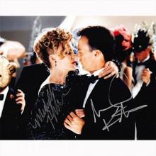 Autografo Michael Keaton & Michelle Pfeiffer - Batman Returns Foto 20x25