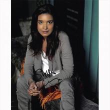 Autografo Shelley Conn Foto 20x25
