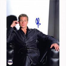 Autografo Brad Pitt Foto 20x25