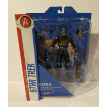 STAR TREK  FIRST CONTACT BORG DRONE ACTION FIGURE DIAMOND SELECT
