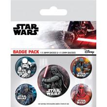 Spille set Star Wars (lato oscuro)