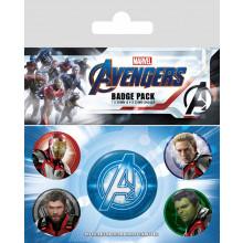 Spilla Avengers: Endgame (Quantum Realm Suits)