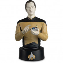 Star Trek Busto Data The Next Generations