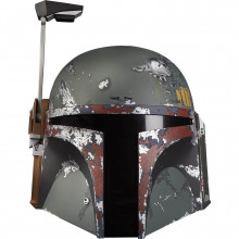 Casco elettronico Boba Fett 1:1 da Star Wars, The Black Series, Hasbro