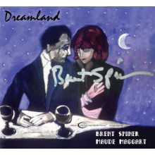 Dreamland CD con cover autografata da Brent Spiner Ster Trek