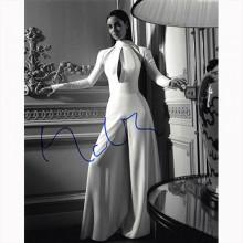 Autografo Berenice Marlohe - James Bond Foto 20x25