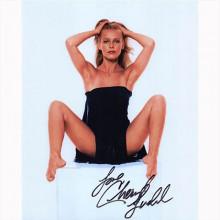 Autografo Cheryl Ladd - Charlie's Angels Foto 20x25