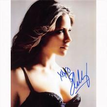 Autografo Evangeline Lilly 2  Foto 20x25