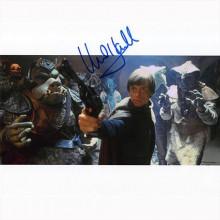 Autografo Mark Hamill - Star Wars 5 Foto 20x25