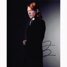 Autografo Domhnall Gleeson - Harry Potter Foto 20x25