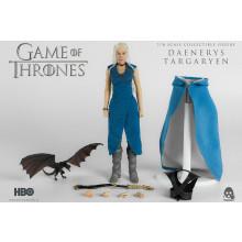 "GAME OF THRONES - Daenerys Targaryen 1/6 Action Figure 12"" Three Zero"