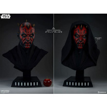 Star Wars Busto 1/1 Darth Maul Lifesize 69 cm