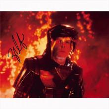 Autografo Zachary Quinto - Star Trek Into Darkness Foto 20x25