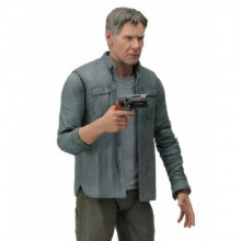 NECA BLADE RUNNER 2049 DECKARD HARRISON FORD ACTION FIGURE
