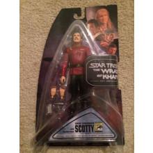 Star Trek II: Wrath Of Khan Scotty Action Figure Diamond Select