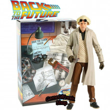 "Back to the Future: Ultimate ""Doc"" Brown (Ritorno al futuro) Neca"