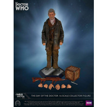 DOCTOR WHO: the WAR DOCTOR 1/6 Action Figure 12″ BIG CHIEF STUDIOS