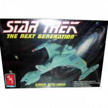 Star Trek The Next Generation – Klingon Battle Cruiser