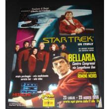 Poster Star Trek in Italy 2