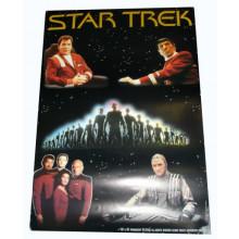 Poster Star Trek in Italy