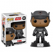 Funko Pop! Star Wars Bobble Head Finn #191