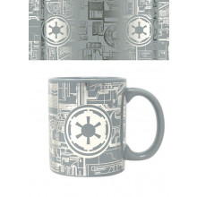 Tazza Star Wars (Death Star Surface)