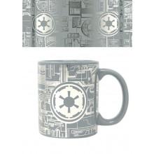 Tazza Star Wars (Death Star Surface)