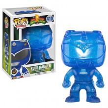 Funko Pop!  Power Rangers Blue Ranger Morphing