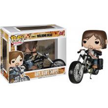 Funko Pop!  The Walking Dead Daryl Dixon sul Chopper