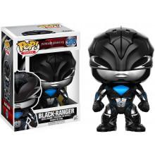 Funko Pop! Power Rangers: Black Ranger #396