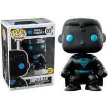 Funko Pop!  Dc Justice League: Superman Silhouette GITD #07