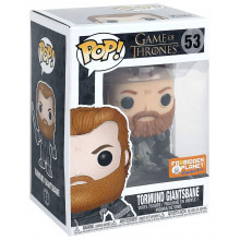 Funko Pop!  Game of Thrones Tormund Giantsbane Exclusive (Snow Covered)