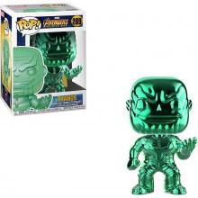 Funko Pop! Avengers Infinity War: Thanos #289 (Chrome Green) Special Edition