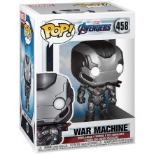 Funko- Pop Bobble: Avengers Endgame: War Machine