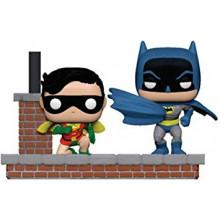 Funko Pop! Comic Moment 80th: Look Batman And Robin #281