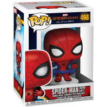 Funko Pop! Far from Home  Spider-Man (Hero Suit) 7