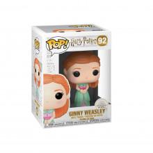 Funko Pop! Harry Potter: Ginny Weasley (Yule) #92