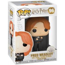 Funko Pop! Harry Potter Fred Weasley (Yule) #96