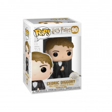 Funko- Harry Potter-Cedric Diggory (Yule Ball) Figura in Vinile, Multicolore, 43668