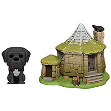 Funko Pop!   Harry Potter Town Hagrid's Hut w/Fang