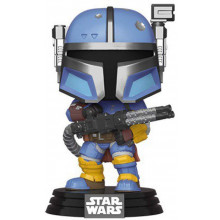 Funko Pop Star Wars Heavy Infantry Mandalorian Collectible Toy, Multicolore, 45540