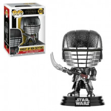 Funko Pop!  Star Wars: Knight of Ren-Scythe (Hematite Chrome) KOR #333
