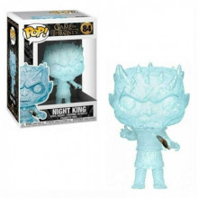 Funko Pop! Game of Thrones Crystal Night King w / Dagger in Chest