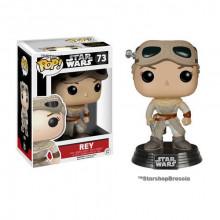 Funko Pop!  Star Wars , Rey And Googles #73 Limited Edition, Episode VII