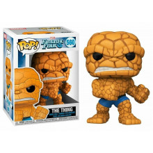 Funko Pop! Fantastic Four: The Thing #560